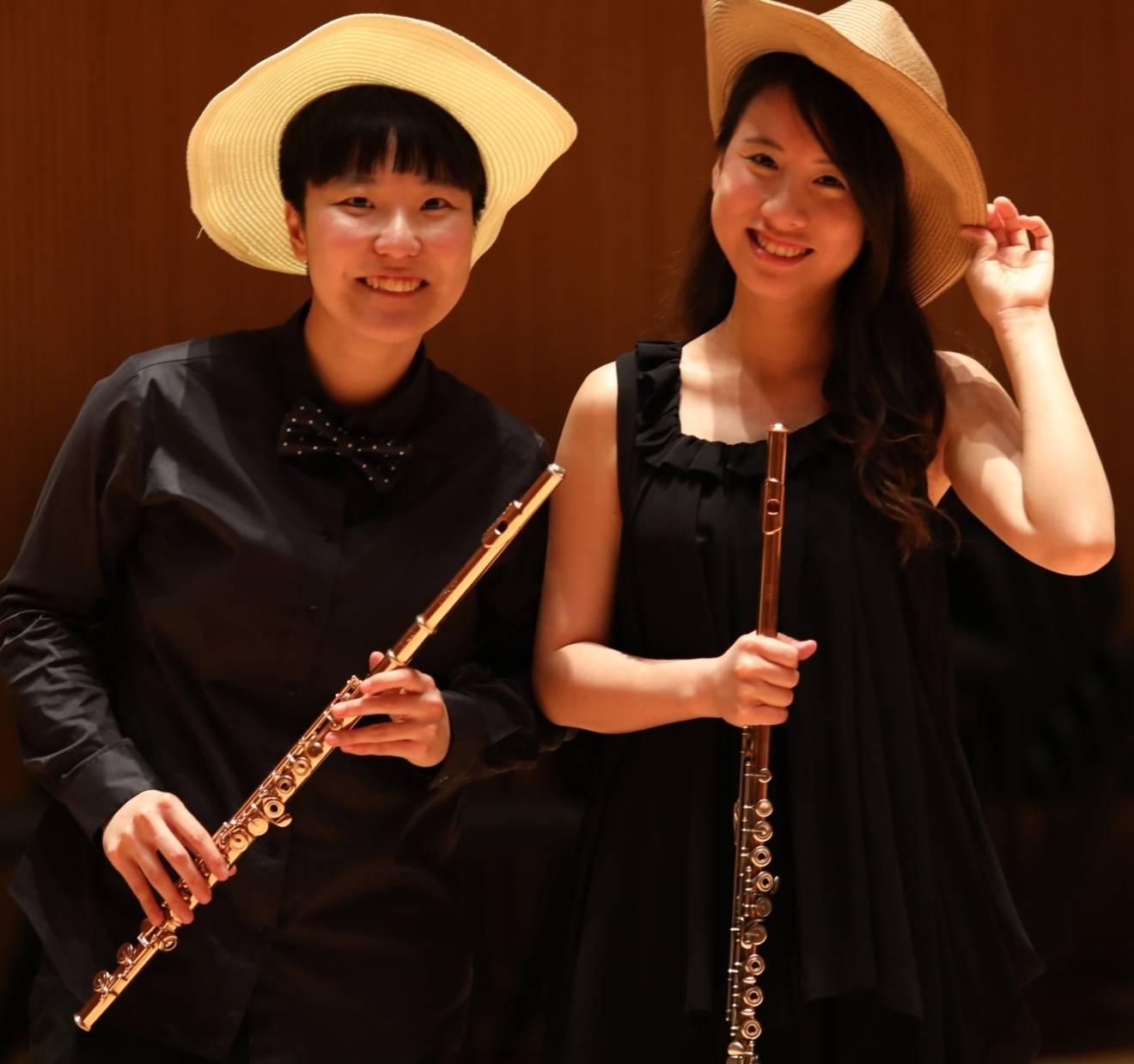 I-Ling Ho and Fangyu Huang